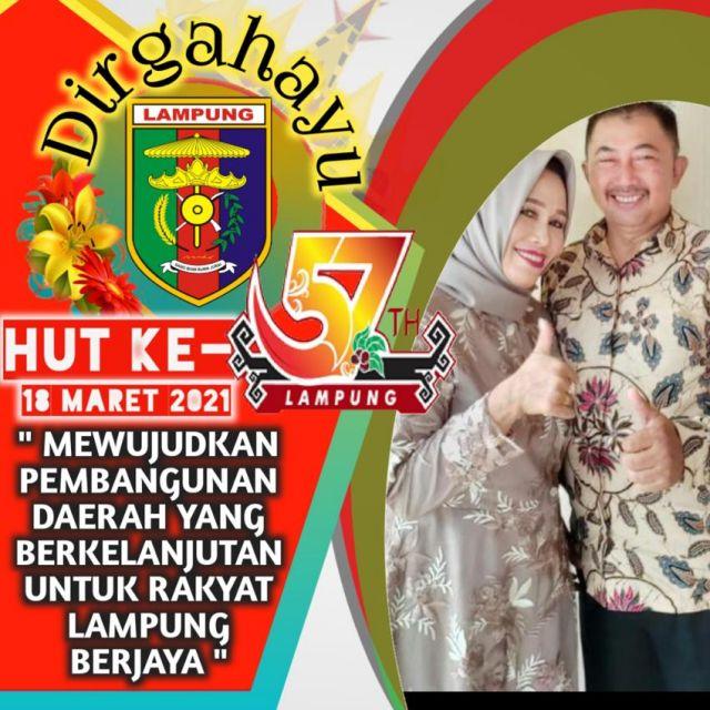 Hut Provinsi Lampung